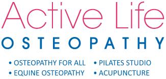 Active Life Osteopathy logo